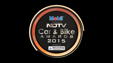NDTV - Car & Bike Award