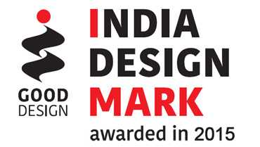 India Design Mark Awarded in 2015
