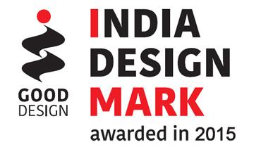 India Design Mark Awarded in 2015