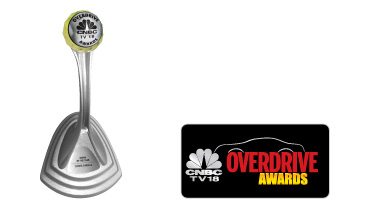 CNBC Overdrive Award