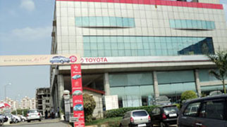 Harsha Toyota