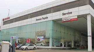 Amana Toyota