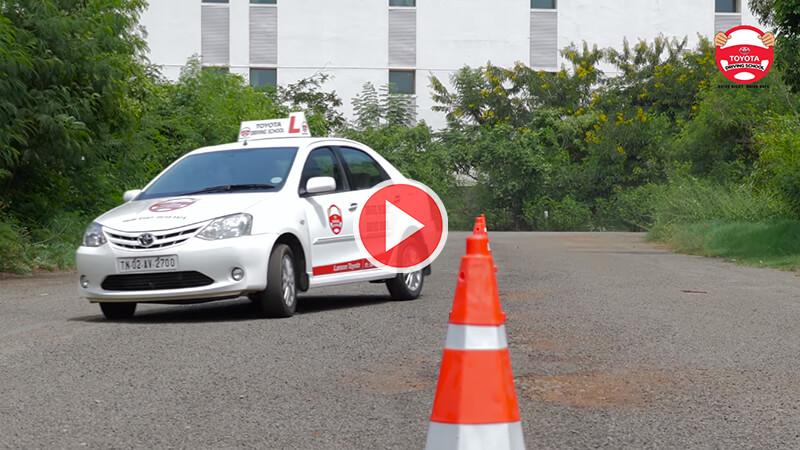 Toyota India | Driving School