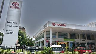 Lakozy Toyota