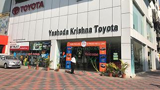 Yashoda Krishna Toyota