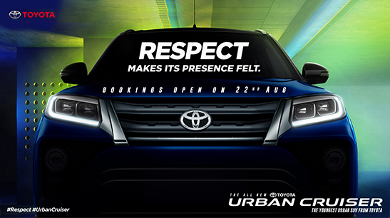 Toyota India Official Website