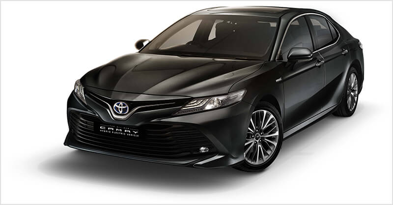 All New Camry Hybrid Electric Vehicle
