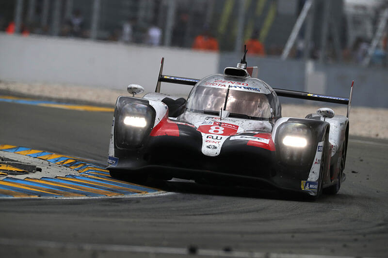 TVW NEWS : Toyota Becomes the first Japanese automaker to win 24 Hours of  Le Mans for the second year in a row
