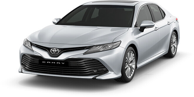 Toyota India | Official Toyota Camry Hybrid Electric Vehicle