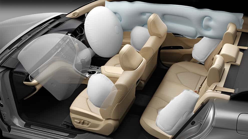 ADVANCED AIRBAG SYSTEM