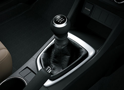 6 Sd Manual Transmission