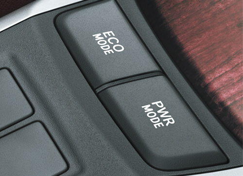Toyota Fortuner Driving Modes