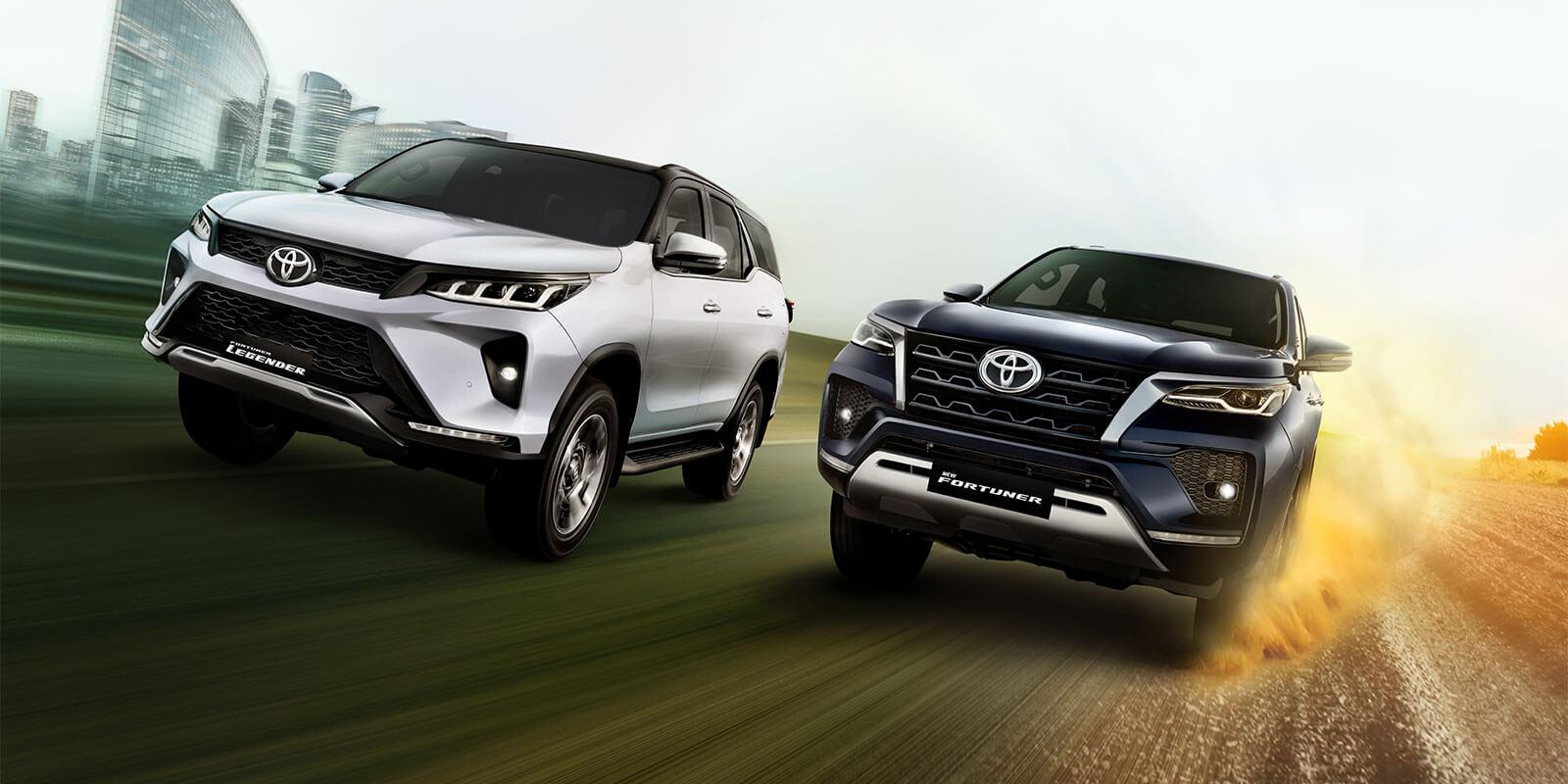 Kelebihan Toyota Fortuner 4X4 Perbandingan Harga