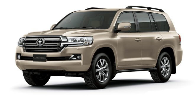 Toyota India Official Toyota Land Cruiser 200 Site