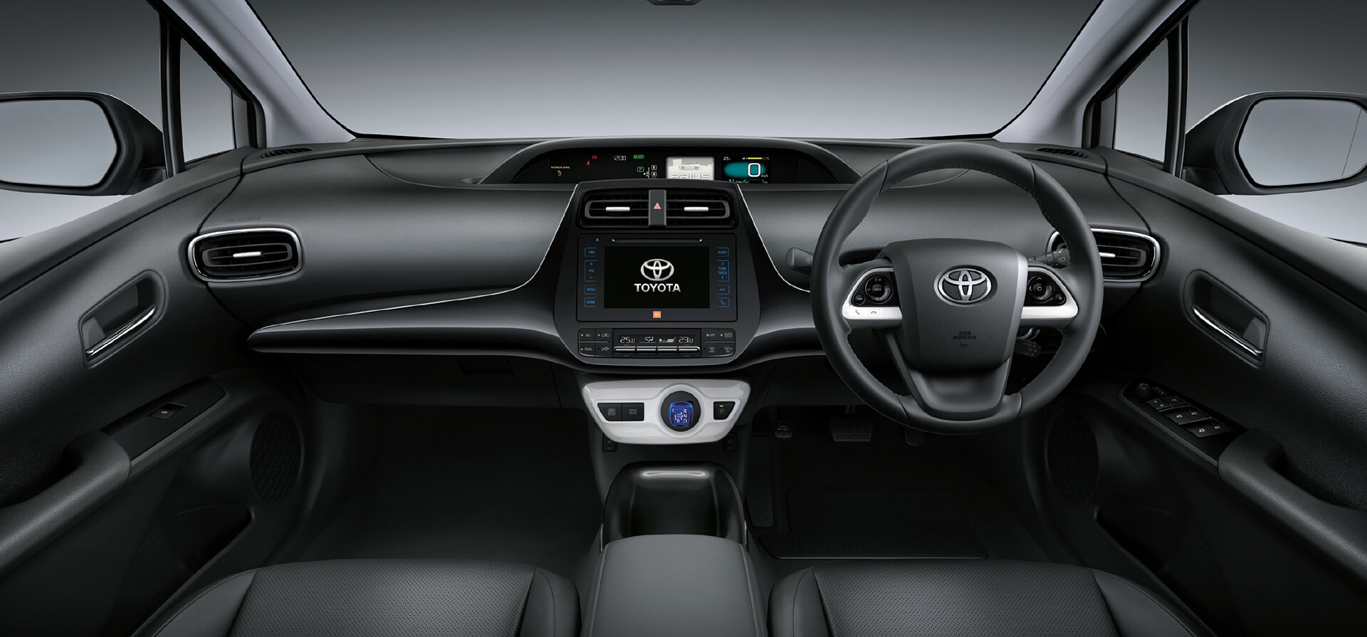 Toyota India Official Prius Site Two Way Switch Price In Dual Power To Maximise A Great Driving Experience
