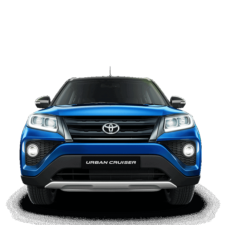 Toyota Urban Cruiser - Car with light
