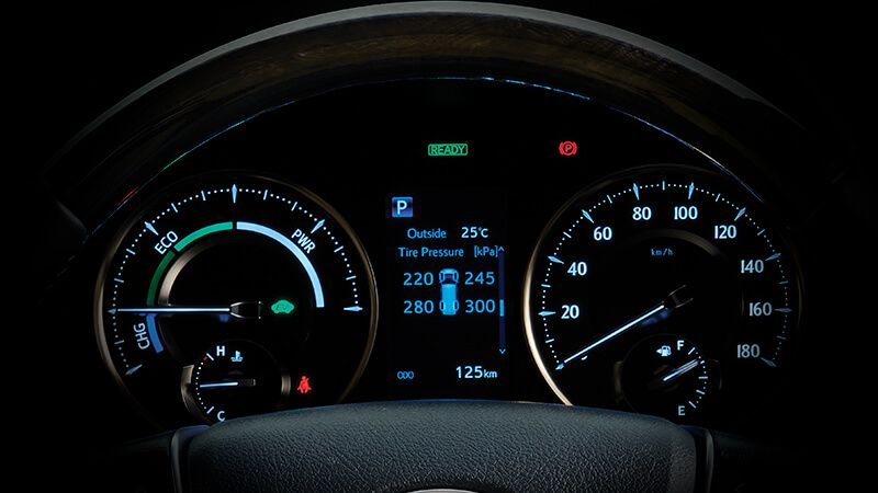 Tyre-pressure monitoring system