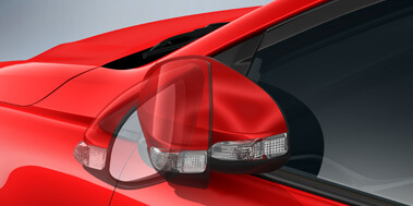 Auto Folding Mirror
