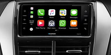 Android Auto & Apple CarPlay Audio#