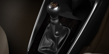 Gear Shift knob (MT) (Wooden)
