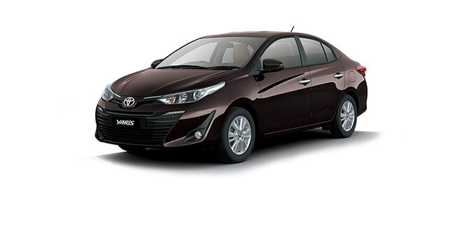 Toyota India | Official Toyota Yaris site, Yaris price