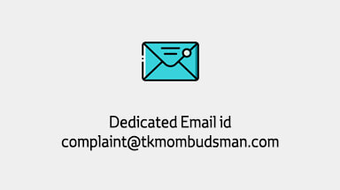 Dedicated Email id