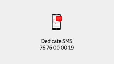 Dedicate SMS